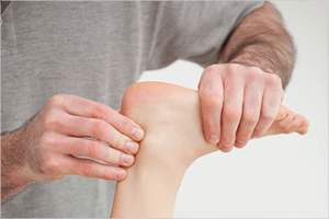 physiotherapy for ankle and foot pain