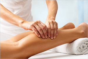 physiotherapy for shin or calf pain