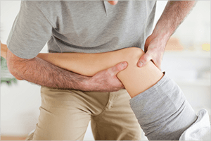 physiotherapy for thigh and knee pain