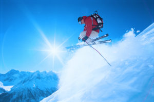 Exercise good for ski