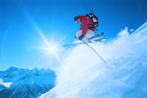 Exercise good for ski