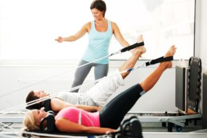 Do I have strong pelvic floor if I do pilates