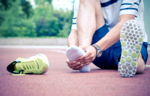 Feel Numbness or Pins and Needles in runner